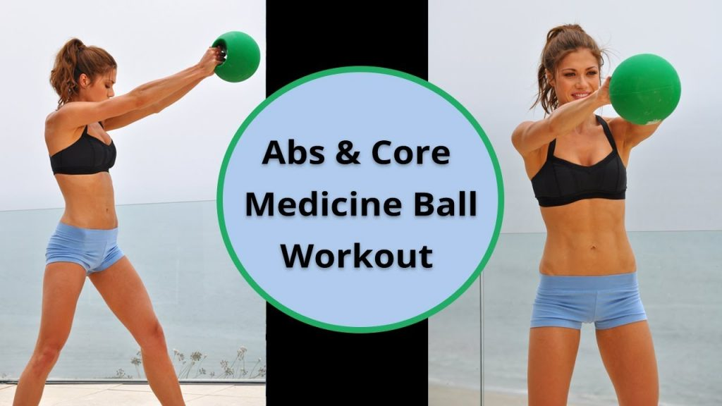 Beginner Medicine Ball Workouts