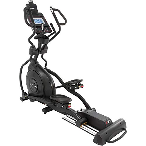 sole E35 elliptical trainer system